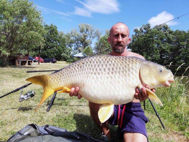 Sezóna 2019 na rybníku Nohavice